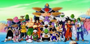 Enemigos en la vida de goku