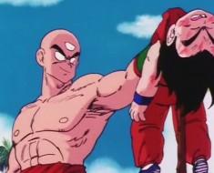 pelea goku vs tien