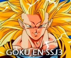 video de goku SSJ3
