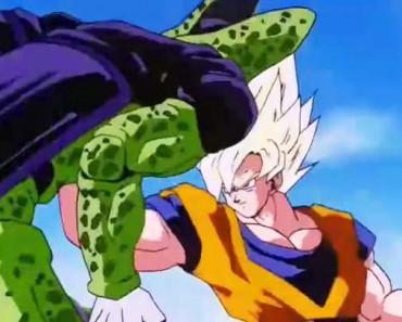 Goku contra Celula