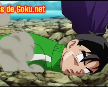 dragon ball super gohan video