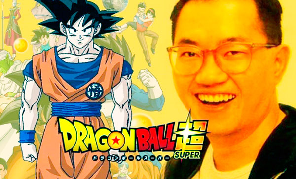 video de Akira dibujando a Goku